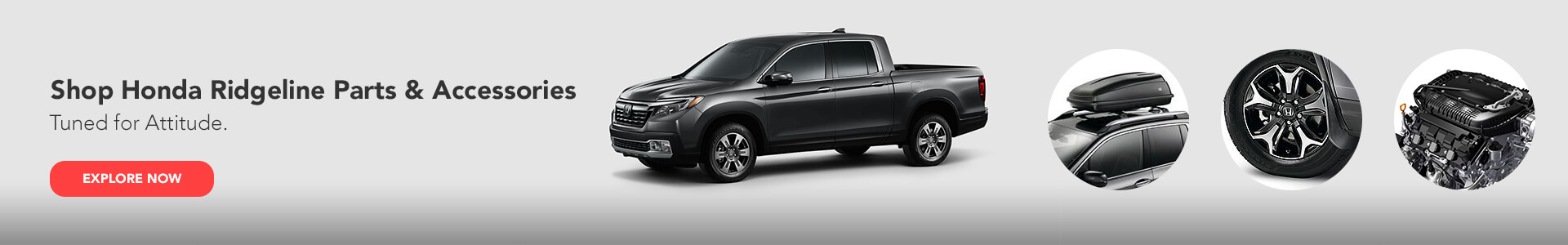 Honda Ridgeline Parts & Accessories