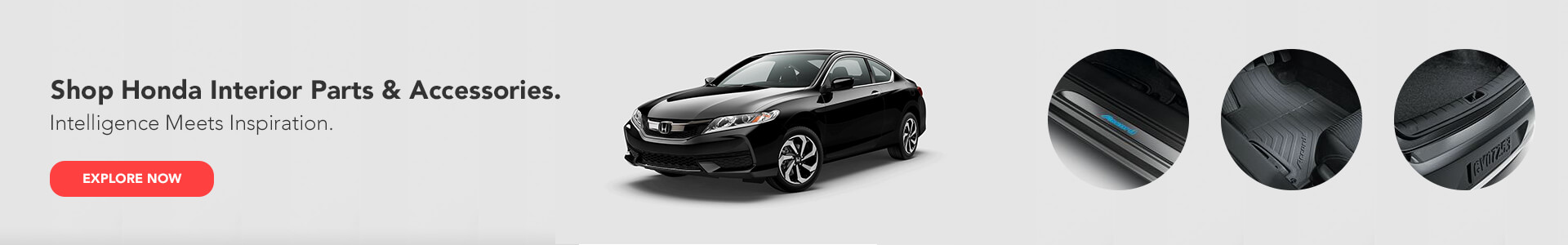 Genuine Honda Accord Parts & Accessories