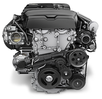 Chevrolet LT1 V8 engine