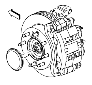 newgmparts how to front hub and bearing assembly replacement Starter Gear Replacement Labeled when you replace the wheel drive shaft you need to replace the nut by securing it with a new one you cannot reuse the old drive shaft nut