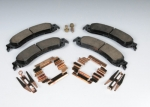 disc brake pad set, front (ac Delco 171-670)