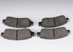 Disc Brake Pad set, rear
