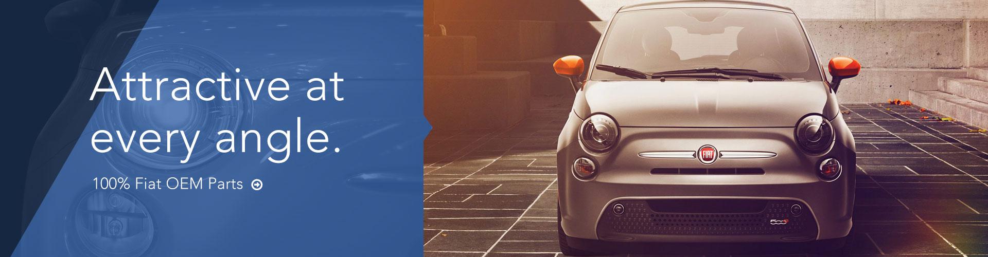 Fiat OEM Parts