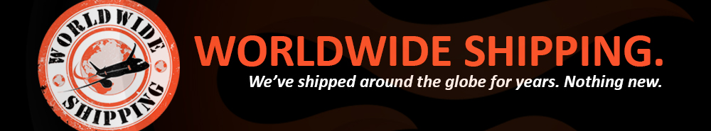 CULTRAG Performance Worldwide Shipping.