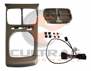 2010-2012 Chevrolet Camaro Genuine GM 4 Pack Gauge Kit