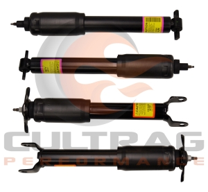1997-2013 Chevrolet Corvette C6 Z06 Shock Upgrade Kit