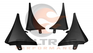 2014-2019 C7 Corvette Genuine GM Front And Rear Splash Guards
