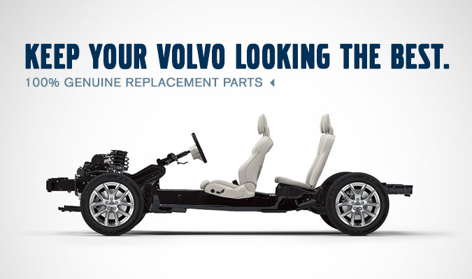 Volvo Parts Counter Banner 3
