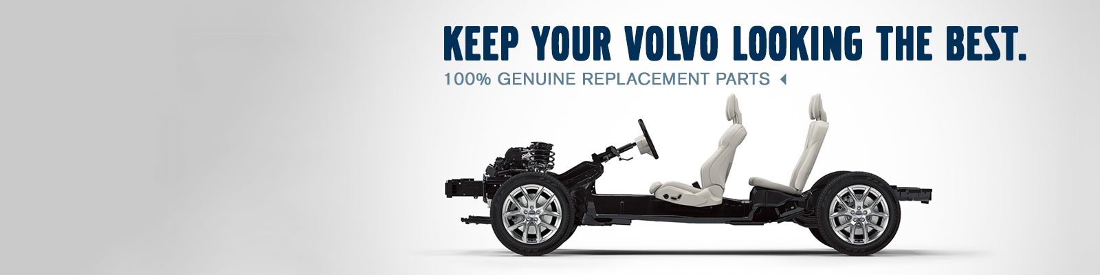 Volvo Parts Counter Banner 4