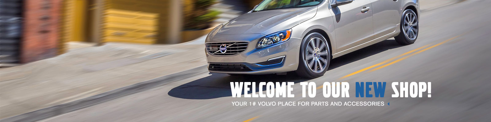 Volvo Parts Counter Banner 1