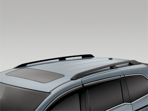 Odyssey Crossbars Roof Rack Rails Accessory