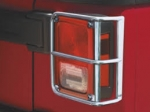 Chrome Tail Lamp Guard