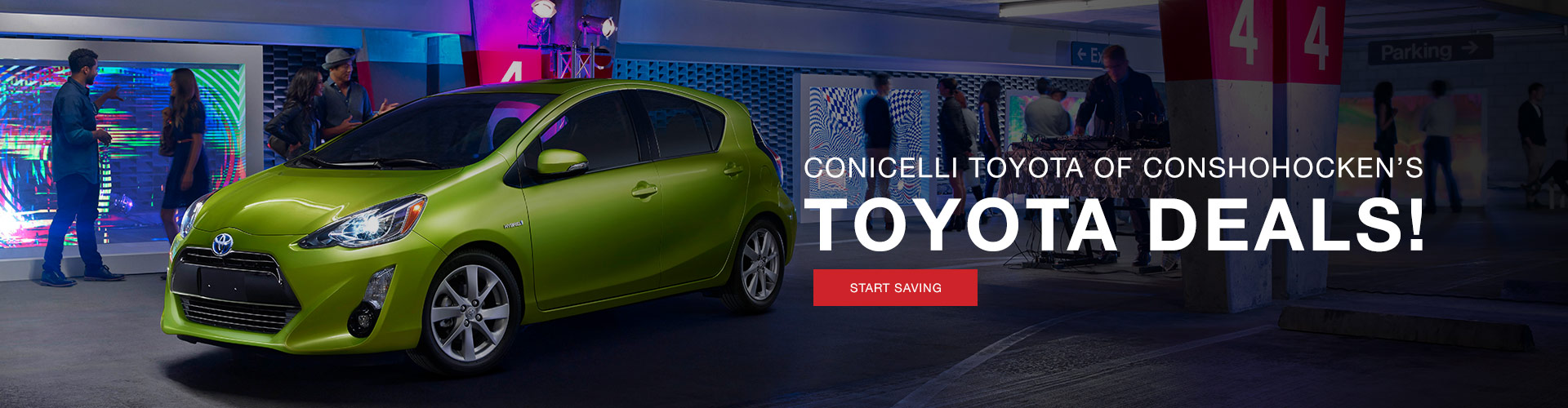 Toyota Deals