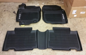 Rav4 All Weather Floor Mats
