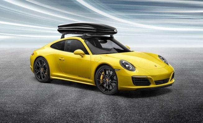 Porsche 320-Liter Roof Box for Sale