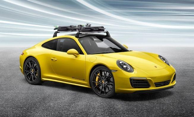 Porsche Ski Rack for Sale
