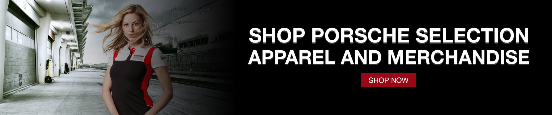 Porsche Apparel and Merchandise