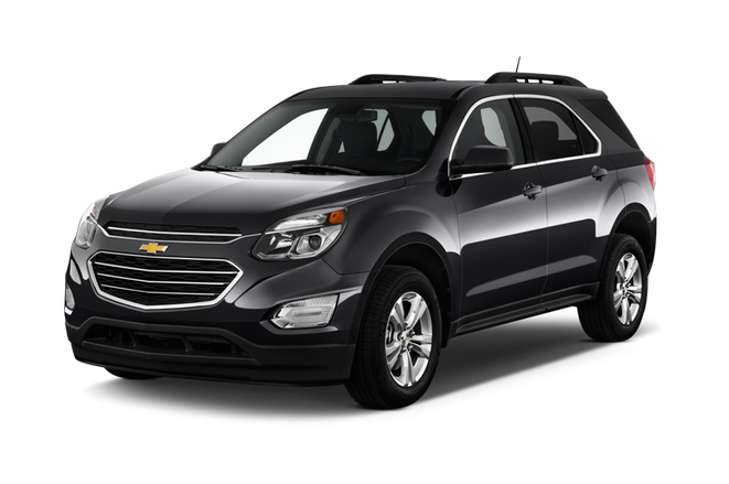 Chevrolet Equinox 2017 Touch Up Paint