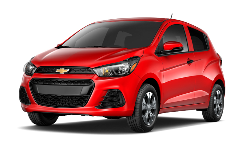 Chevrolet Spark 2017 Touch Up Paint
