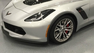New Genuine GM Front Spoiler Stage 1 Splitter 2015-2017 C7 Z06