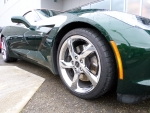 C7 Corvette Accessory Wheels