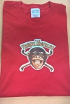 Trunk Monkey T-Shirt - Red - XX-Large