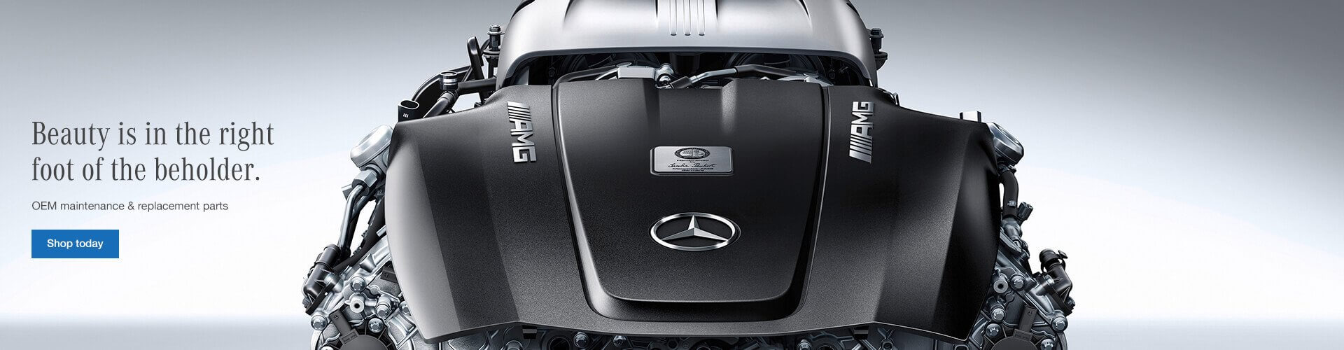 OEM Mercedes-Benz Maintenance and Replacement Parts