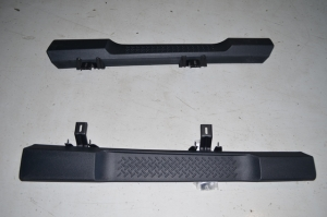 Molded Side Step Kit - 2 Door