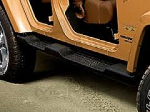 Genuine Factory Side Steps (Running Boards)