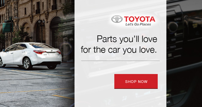 Bev Smith Toyota Parts Banner 1
