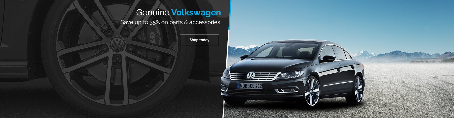 Genuine VW parts & accessories
