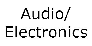 Audio/Electronics