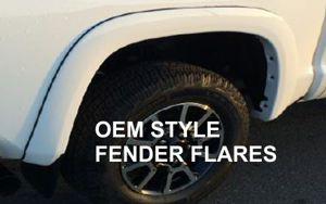 Tundra OEM Style Fender Flares