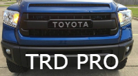 TRD Pro Grille Tundra 53100-0C260