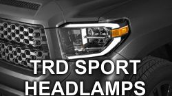 Tundra Sport Headlamp Assembly