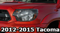 2012-15 Tacoma Headlamps