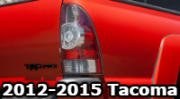 2012-15 Tacoma Tail lights