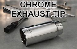 Tundra Chrome Exhaust Tip