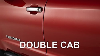 Door Edge Guards Double Cab