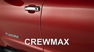 Door Edge Guards Crewmax
