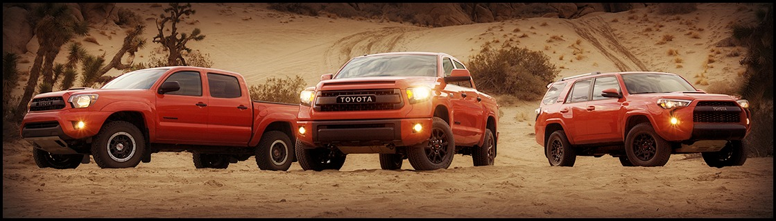 Toyota Performance and accessories
