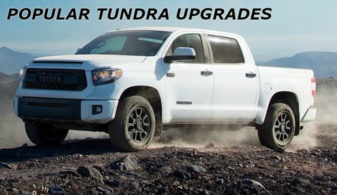 Tundra Upgrades