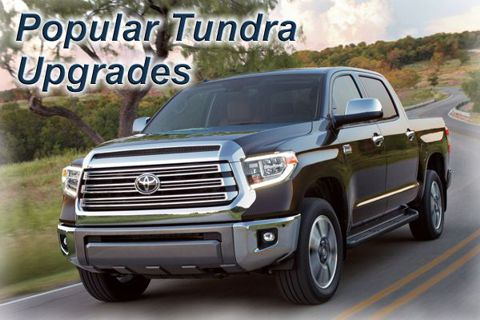 Popular Tundra Upgrades