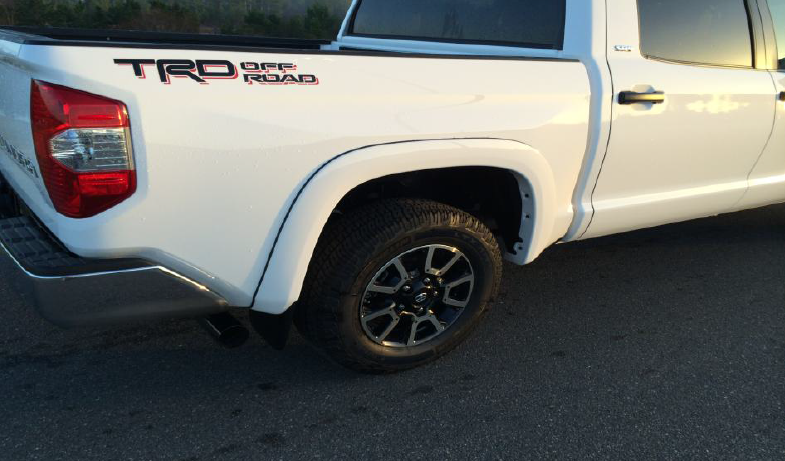 Oe Style Fender Flares 00016 34047 Sparks Parts