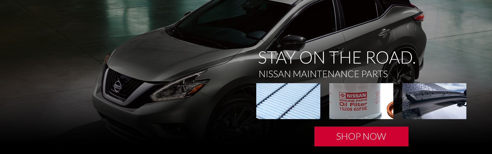 Nissan Maintenance Parts