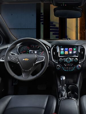 Chevrolet Interior Accessoris
