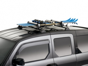 2011 Honda Element Ski Attachment