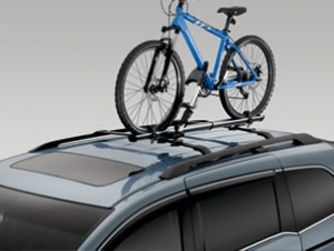 2011 Honda Odyssey Bicycle Attachment