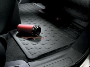 2011 Honda Element All-Season Floor Mats