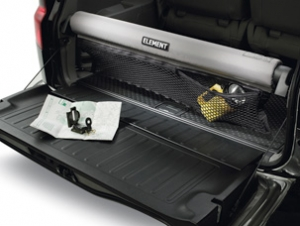 2011 Honda Element Tailgate Seatback